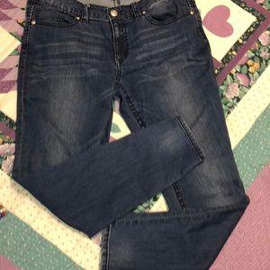 Seven 7 jeans sz 16